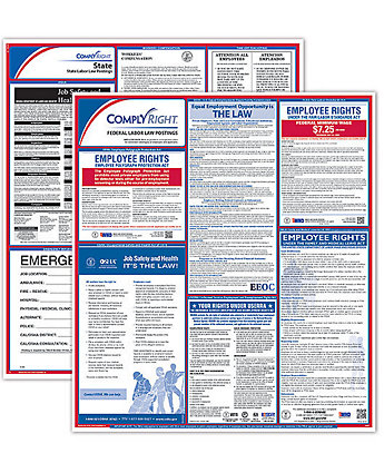 Nc Fed Poster/State Poster Kit