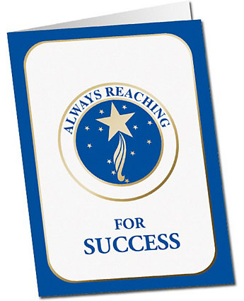 Always Reaching For Success Grt Crd
