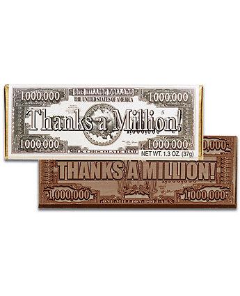 Thanks A Million Chocolate Bar