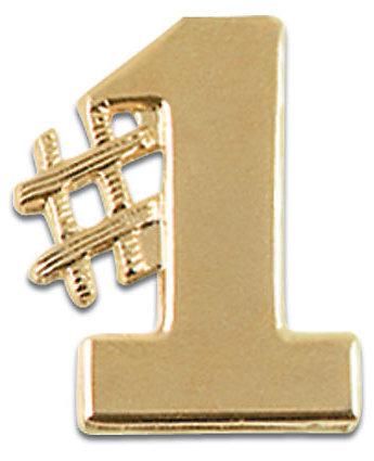 #1 - Goldtone