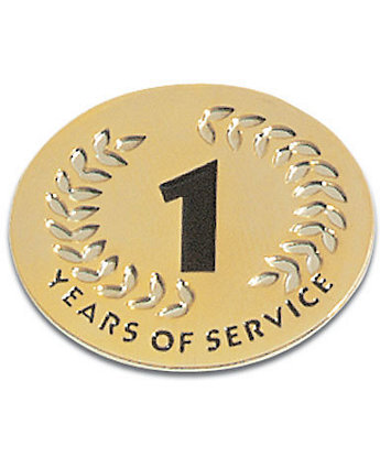 1 Year Of Service