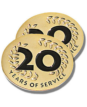 20 Years Of Service