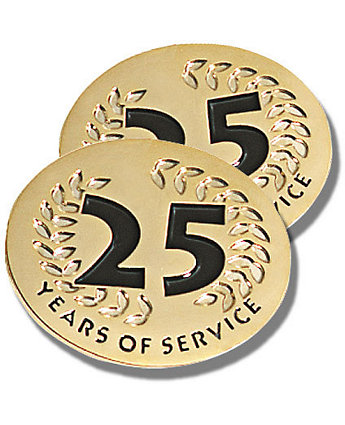 25 Years Of Service