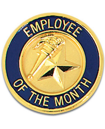 Employee Of The Month - Star