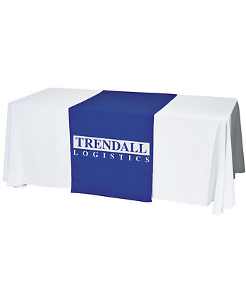 "30"" Table Runner 1 Color Imprint"