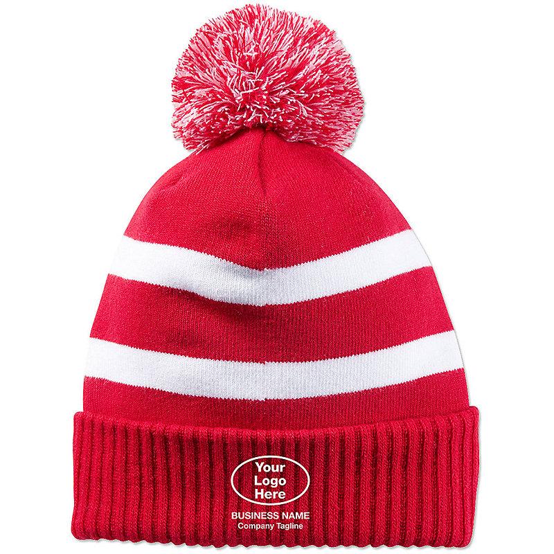 7440dcc550c77 Under Armour® Pom Beanie (Apparel Caps   Hats) photo
