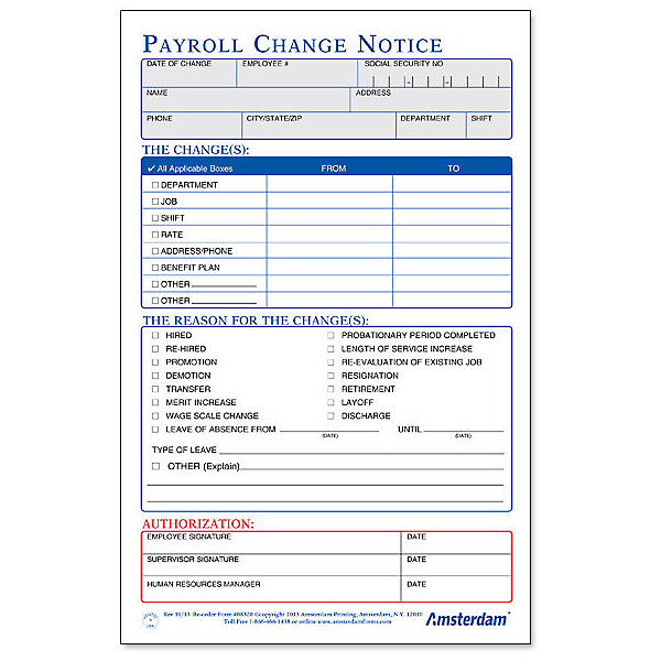 mission essential contractor services plan template - payroll status change form template gallery template