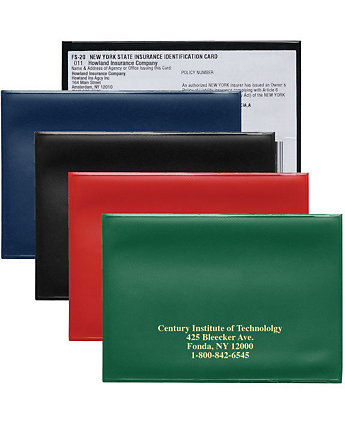auto id insurance card holders - Insurance Card Holder