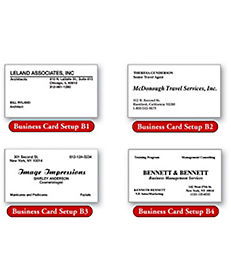 Custom business cards amsterdam printing business card wove 1 or 2 color reheart Images