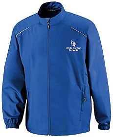 Core 365 Mens Embroidered Lightweight Jacket