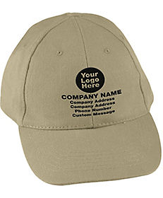 61aa429a2fee5 Embroidered Cotton Baseball Cap
