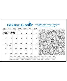 Desk Pad Calendars, Desk Calendar Pads, Custom Desk Pad Calendars