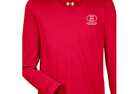a8ab33677 Under Armour® Mens Long-Sleeve Locker T-Shirt 2.0