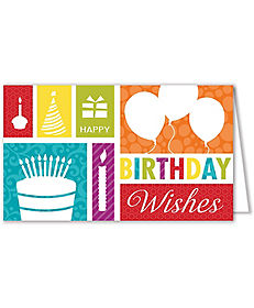 Adg promotional products deerfield greeting cards birthday collage m4hsunfo